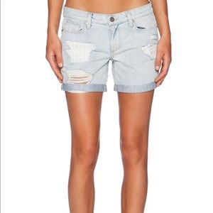 Paige Grant Denim Shorts - 26